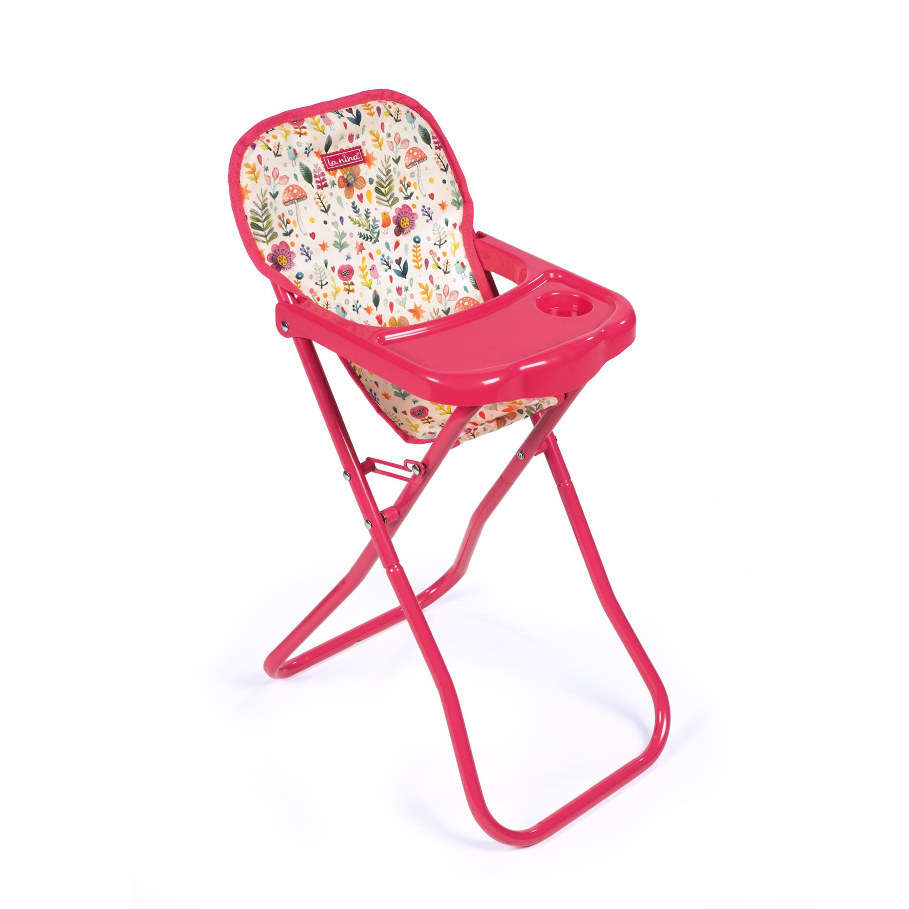 Cadeira de Comer Vermelho