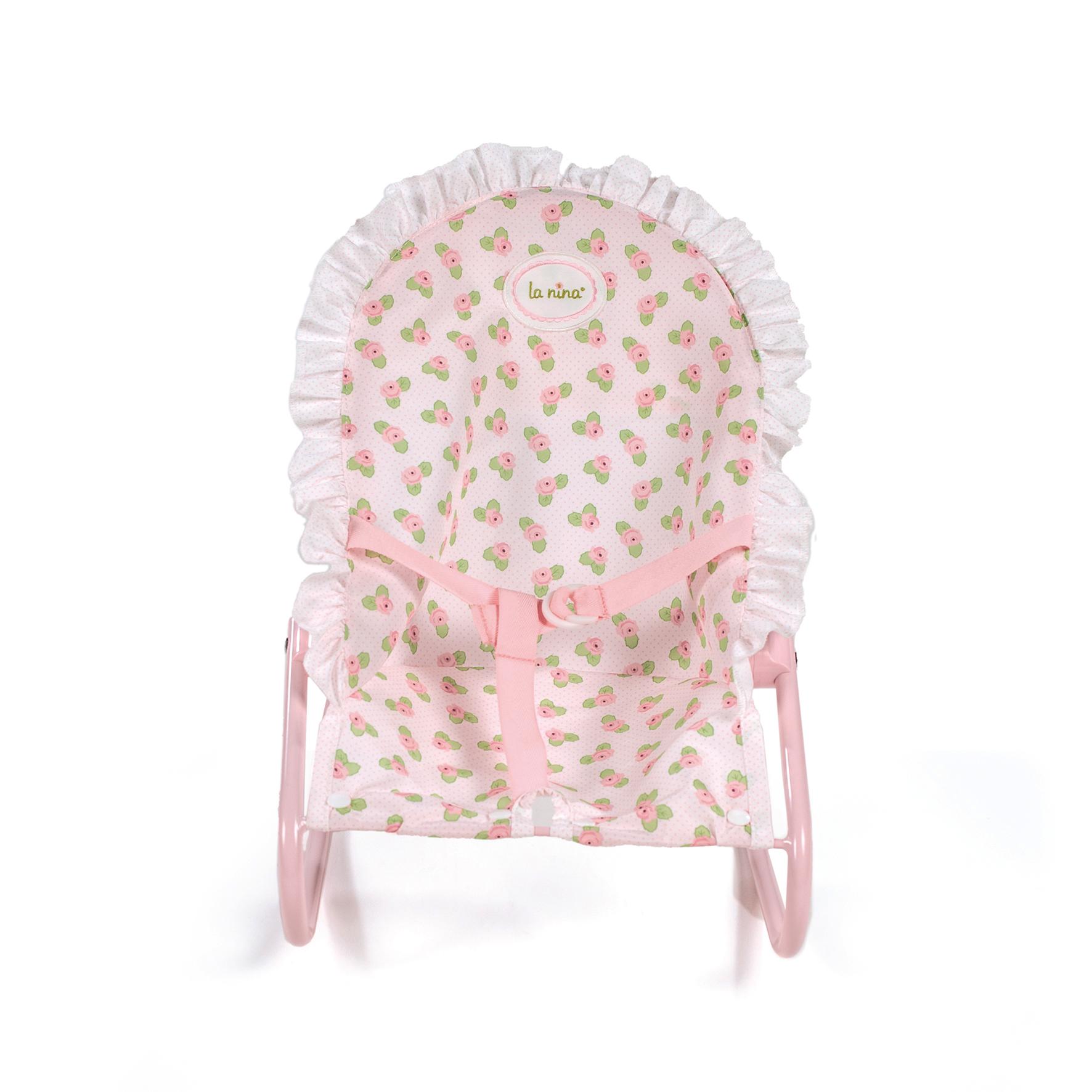 Cadeira de Baloiço Flores