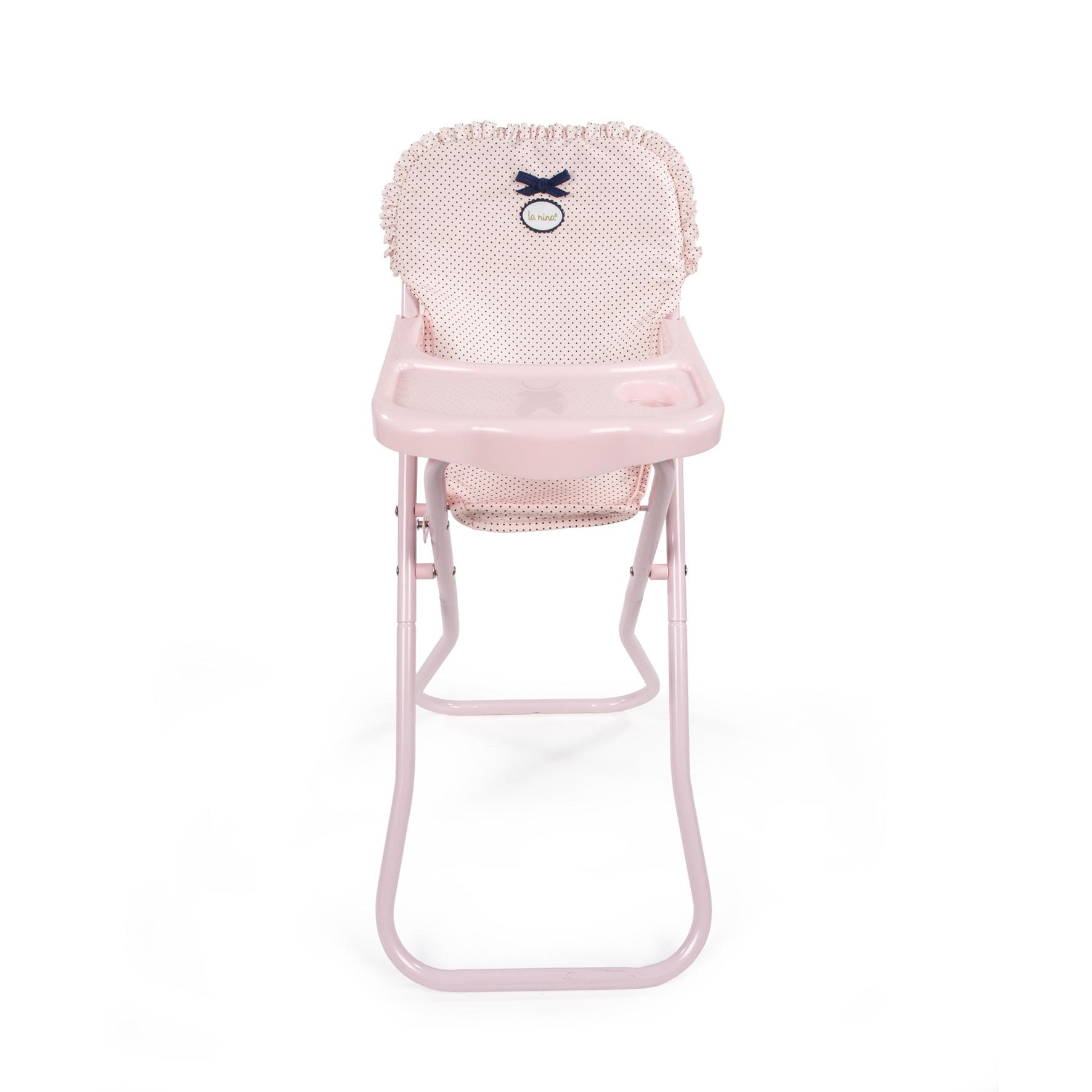 Cadeira de comer bolinhas