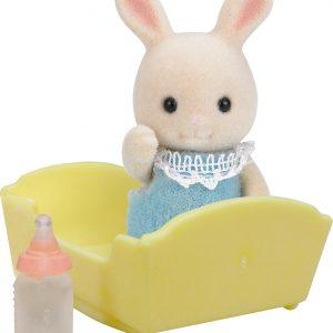 Bebé Coelho Branco