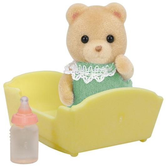 Bebé Urso Pardo